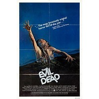 Evil Dead The Movie Poster Standup 4inx6in