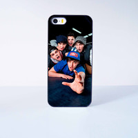 Janoskians Plastic Case Cover for Apple iPhone 6 Plus 4 4s 5 5s 5c 6