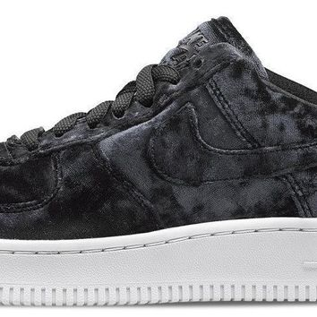BC QIYIF Nike Air Force 1 Velvet Black