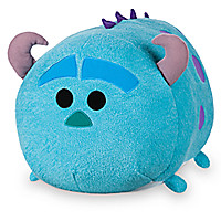 Sulley ''Tsum Tsum'' Plush - Monsters, Inc. - Large - 17''