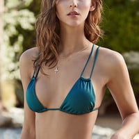 LA Hearts Strappy Triangle Bikini Top at PacSun.com