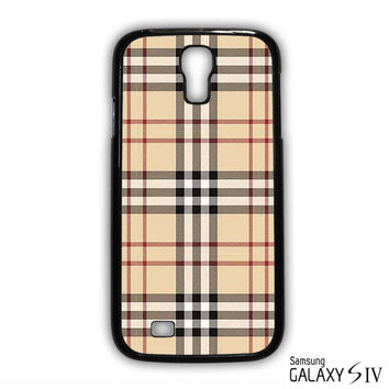Burberry Pattern for phone case Samsung Galaxy S3,S4,S5,S6,S6 Edge,S6 Edge Plus phone case