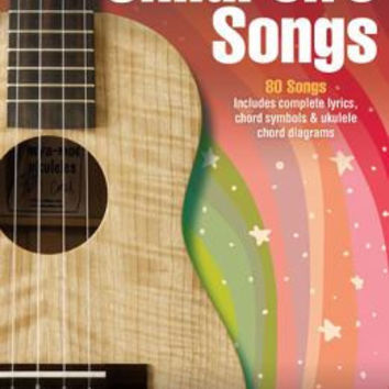 Ukulele Chord Songbook - Children's Songs