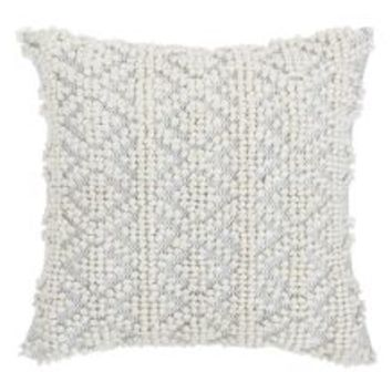 ENDEAVOUR Cushion, White