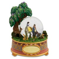 Personalized ''Happily Ever After'' Snow White Snowglobe | Snowglobes (Personalized) | Disney Store