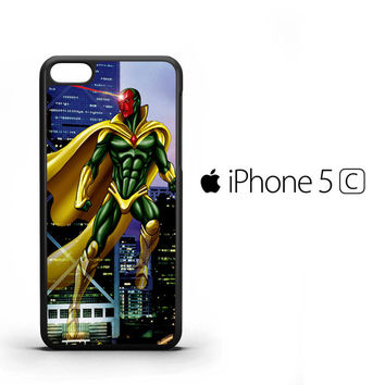 vision marvel Z0820 iPhone 5C Case