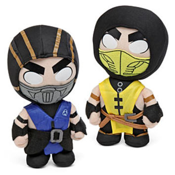 Mortal Kombat Plush