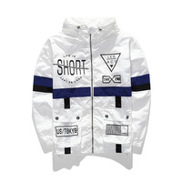 Windbreaker sport jacket