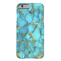 Turquoise Pattern Phone Case iPhone 6 Case