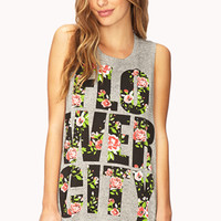 Flower City Muscle Tee