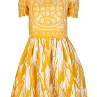 Moschino Print Dress - Coplon'S - farfetch.com
