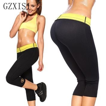 2015 super stretch super women hot shapers Control Panties pant stretch neoprene slimming body shaper