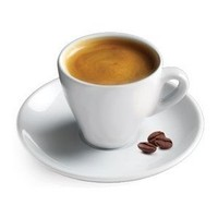 Cuisinox 2 oz. Espresso Cup and Saucer (Set of 8)