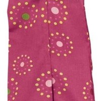 Lambs & Ivy Diaper Stacker, Pink Butterfly