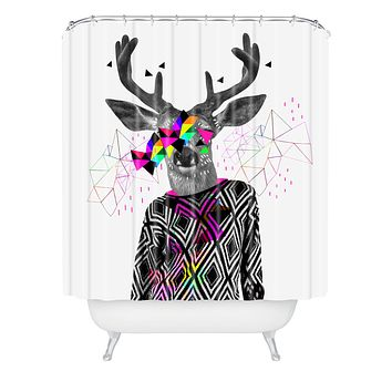 Kris Tate Wwww Shower Curtain