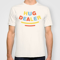 Hug Dealer T-shirt by Jonah Block