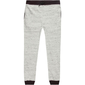 Elwood Marled French Terry Boys Jogger Pants Heather  In Sizes