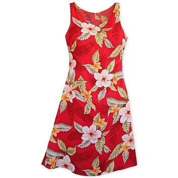 7e0a843ea493 Best Red Hawaiian Dress Products on Wanelo