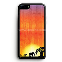Sunset iPhone 7 Plus Case | aneend