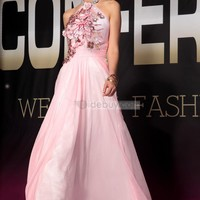 Gorgeous Halter Floor-length Eveving Prom Dress