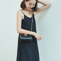 Sleeveless Slip on Dress