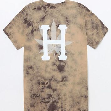 DCCKYB5 HUF 420 Classic H Washed T-Shirt