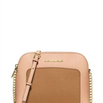 Michael Michael Kors Cindy Colorblock Large Crossbody