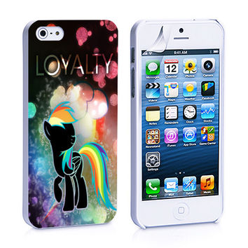 Spectrum Of Loyalty My Little Pony iPhone 4s iPhone 5 iPhone 5s iPhone 6 case, Galaxy S3 Galaxy S4 Galaxy S5 Note 3 Note 4 case, iPod 4 5 Case
