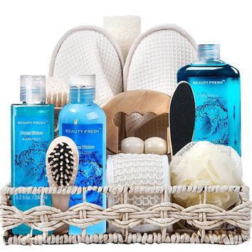 Ocean Waters Spa Set GiftBasket