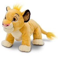 Disney The Lion King Simba Plush -- 11""