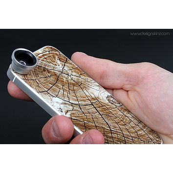 Removable Wide Angle Macro Lens for iPhone 4/4s or 5