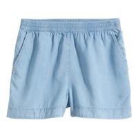 H&M Lyocell Denim Shorts $17.99