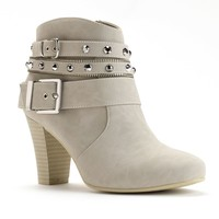 Jennifer Lopez Women's High Heel Ankle Boots