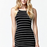 LA Hearts Knit Goddess Neck Tank Dress at PacSun.com