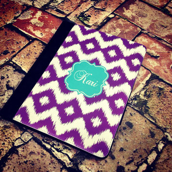 Personalized ipad 2/3/4 Folio Case...Design Your Own NEW by rrpage