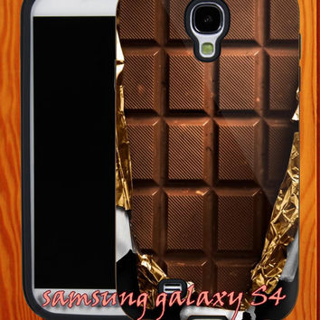 Chocolate-cover iphone 5 / iphone 4 / iphone 4S covers case-samsung galaxy s2 / s3 / s4 case-A25062013-25