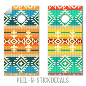 Navajo Pattern Decals