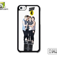 5 Seconds Of Summer iPhone 5c Case Cover by Avallen