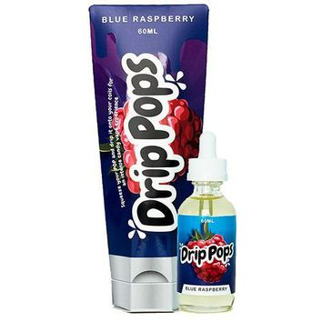 Drip Pops - Blue Raspberry Drip Pop
