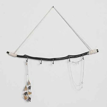 Magical Thinking Hanging Branch Jewelry Stand- Silver One