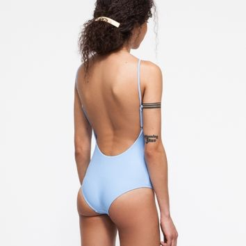 Her The Label / Jac One Piece in Arcadia Blue