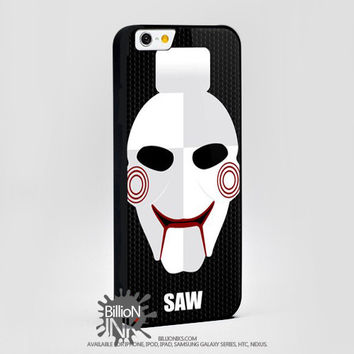 Saw Mask Movie For Apple, Iphone, Ipod, Samsung Galaxy Case
