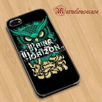 Bring Me the Horizon Owl  ART custom case for all phone case