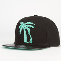 Blvd Tree Schooler Mens Snapback Hat Black Combo One Size For Men 23804914901