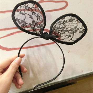 Korean Butterfly Hairband [9184223044]