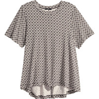 A-line Top - from H&M