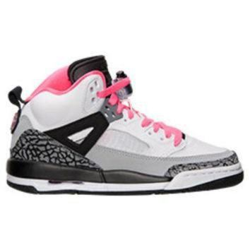 LMFIW1 Girls' Grade School Jordan Spizike Basketball Shoes