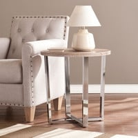 Elements End Table