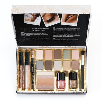 Colour Couture PRO Natural Collection Makeup Gift Set