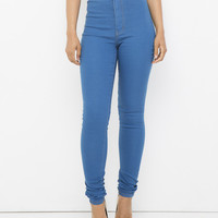 HUG THE CURVE HIGH WAIST SKINNY JEANS